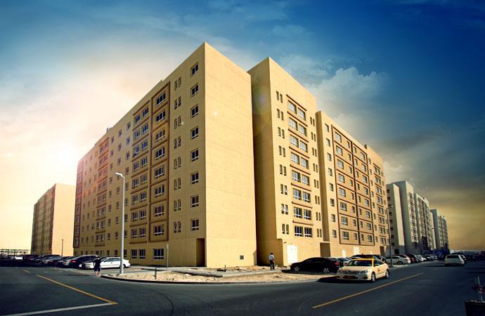 STAFF Accommodation In Al Quoz Dubai